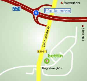 Floristenbedarf Bettin Erfurt